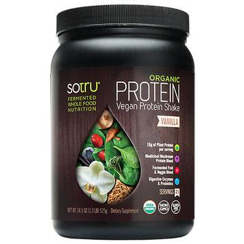 SoTru - Organic Fermented Vegan Protein Shake Vanilla - 18.5 oz.