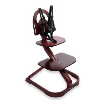 Svan Signet Essential Wooden Youth High Chair - Mahogany