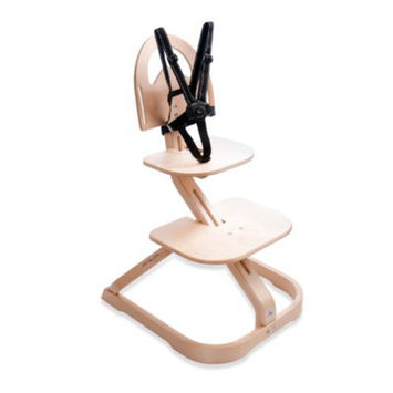 Svan Signet Essential Wooden Youth High Chair - Natural
