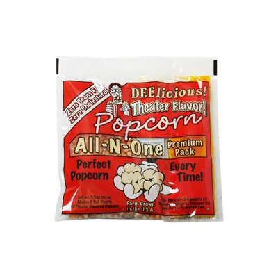 Great Northern Popcorn 0.25 lbs Popcorn Portion Pack (Case of 5)