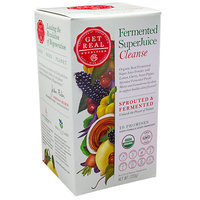 Get Real Nutrition Fermented SuperJuice Cleanse