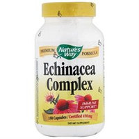 Natures Way Echinacea Root Complex 180 Caps