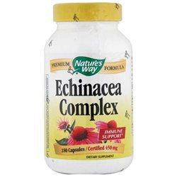 Natures Way Echinacea Root Complex 180 Caps