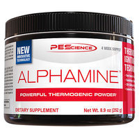 PES 6140038 Alphamine Strawberry Pina Colada 84 Scoops