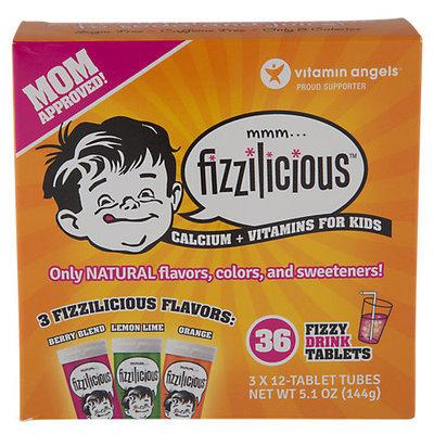 Lineatabs Fizzilicious Kids Vitamins