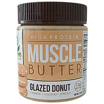 Glazed Donut Cashew Coconut Muscle Butter