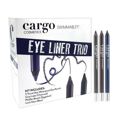 CARGO Swimmables Eyeliner Trio Gift Set