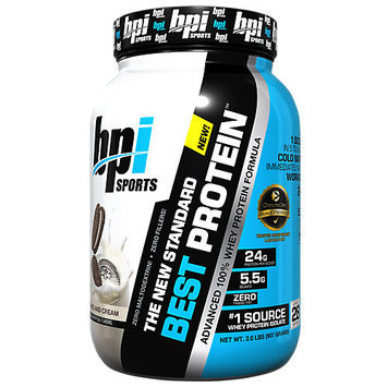 Bpi Sports Best Protein Cookies and Cream 2 lb
