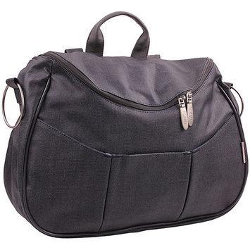 Minene Layla Denim Diaper Bag in Blue