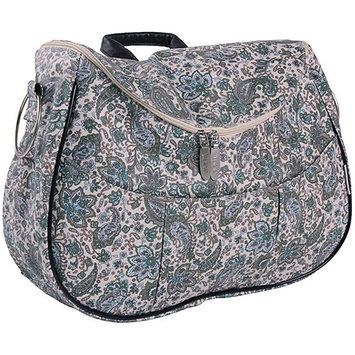 Minene Layla Retro Diaper Bag in Beige
