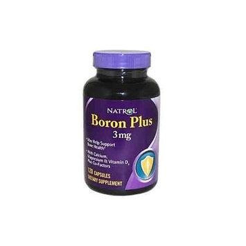Natrol Boron Plus, 120 cap ( Multi-Pack)