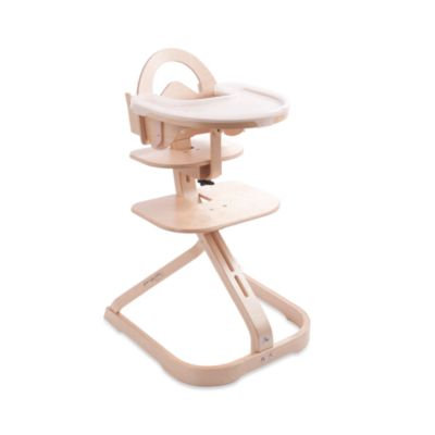 Svan Signet Complete Wooden High Chair - Natural