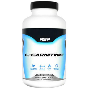 Rsp Nutrition L-Carnitine - 60 Capsules