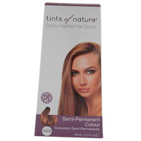 Tints Of Nature - Semi-Permanent Hair Color Golden Copper Blonde - 3 oz.