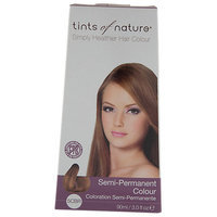 Tints Of Nature - Semi-Permanent Hair Color Copper Brown - 3 oz.