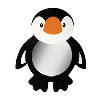 Animal Planet Penguin Bath Mirror