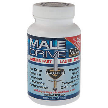Century Systems - Male Drive Max - 90 Capsules