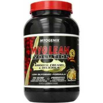 Myogenix Myo Lean Evolution, Banana Creme Pie, 2.31-Pounds