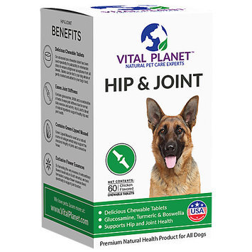 Hip & Joint Vital Planet 60 Chewable