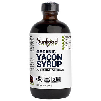 Sunfood Superfoods - Sweet Yacon Syrup Organic - 8 oz.