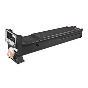Konica Minolta A06V134 OEM Toner: Black Yields 12,000 Pages for Bizhub C30