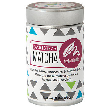 My Matcha Life Tea Lover's Barista's Matcha Green Tea