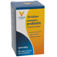 The Vitamin Shoppe Women's Probiotic Delayed Release