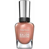 Sally Hansen Complete Salon Manicure, Nude Now, 0.5 Ounce