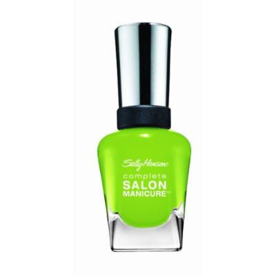 Sally Hansen Complete Salon Manicure, Grass Slipper, 0.5 Ounce