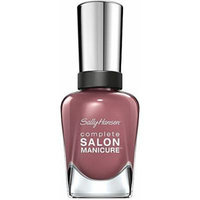Sally Hansen Complete Salon Manicure, Plum's The Word, 0.5 Ounce