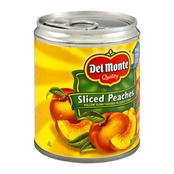 Del Monte® Heavy Syrup Sliced Peaches