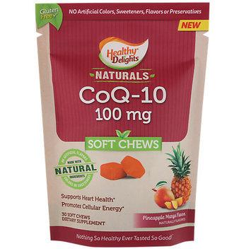Healthy Delights Naturals CoQ10
