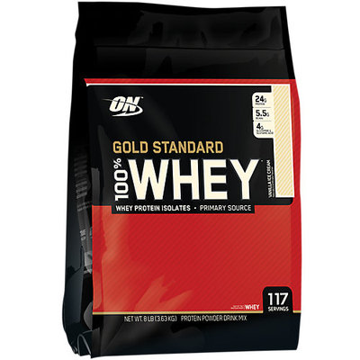 Optimum Nutrition 100 Whey Gold Standard Vanilla Ice Cream