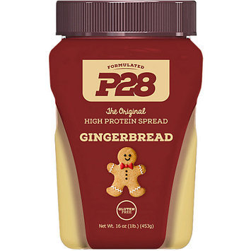 P28 High Protein Gingerbread Spread 16 oz