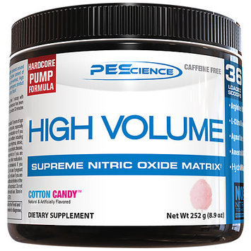 PES High Volume Cotton Candy - 18 Servings