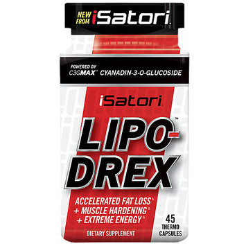 Isatori Sports Nutrition LipoDrex