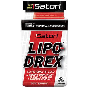 Isatori Sports Nutrition LipoDrex