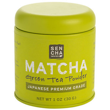 Sen Cha Naturals Japanese Premium Matcha Green Tea Powder
