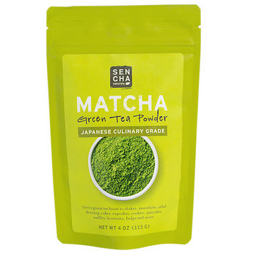 Sen Cha Naturals Japanese Culinary Grade Matcha Green Tea Powder