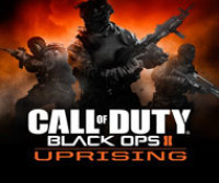 Activision Call of Duty Black Ops II Uprising Map Pack