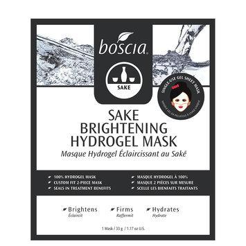 boscia Sake Brightening Hydrogel Mask