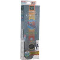Earth Therapeutics Insoles, Airwalk Arch Plus Support Insoles, Medium 1 Pair