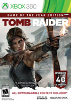 Square Enix Tomb Raider: Game of the Year