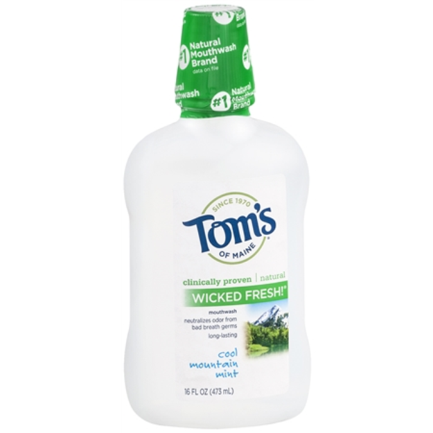 Tom's of Maine Wicked Fresh! Long Lasting Mouthwash