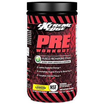 Extreme Edge Pre Workout Savage Lemon Flavor Bluebonnet 1.32 lbs Powder