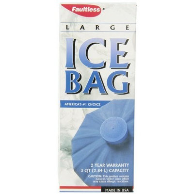 Faultless By Apotthecary Products Inc. Faultless Ice Bag Large 11 Inch