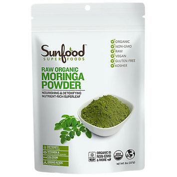 Sunfood Superfoods Raw Organic Moringa Powder