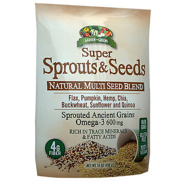 Windmill Health Products Garden Greens Super Sprouts Seeds