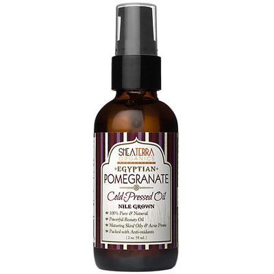 Shea Terra Organics Cold Pressed Egyptian Pomegranate Oil