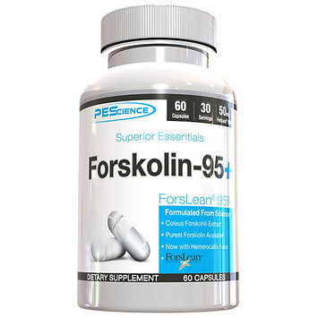 PES Superior Essentials Forskolin-95+ - 60 Capsules